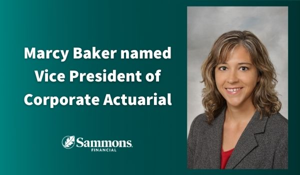 Marcy Baker promoted