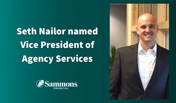 Seth Nailor promoted to vice president of agency services