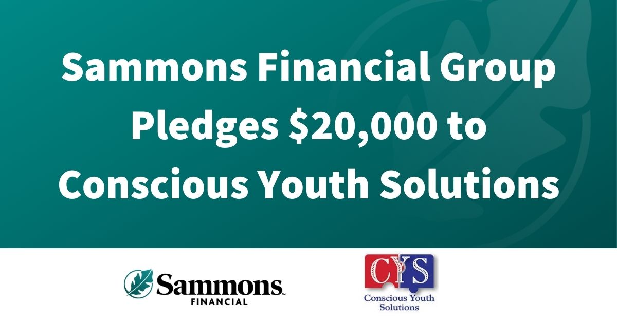 Conscious Youth Solutions press release graphic