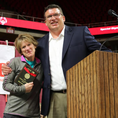 Sammons® Financial Group Employee Receives Highest Volunteer Honor from Special Olympics Iowa
